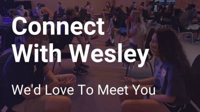 Connect With Wesley